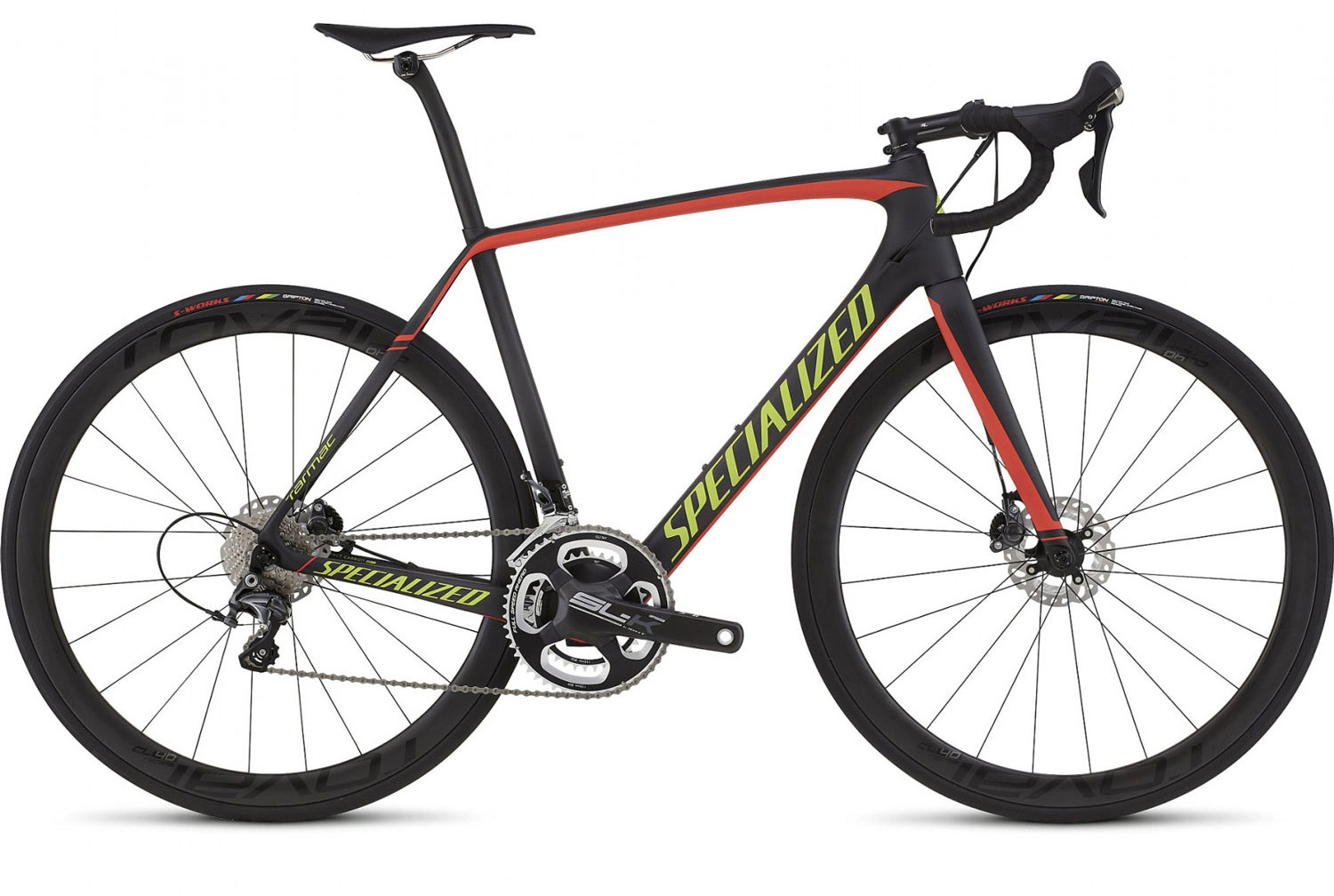 Велосипед Specialized Tarmac Expert Disc Race Carb / Red / Hyp | velo.ru - официальный дилер в России